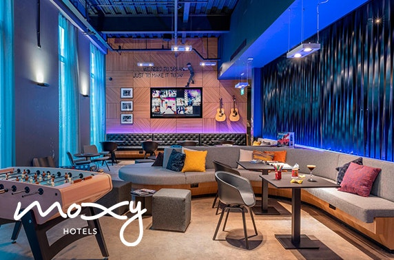 4* Moxy Merchant City stay - valid 7 days