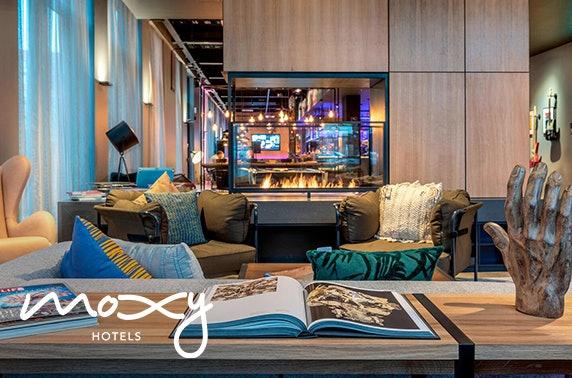 4* Moxy Merchant City stay - valid 7 days