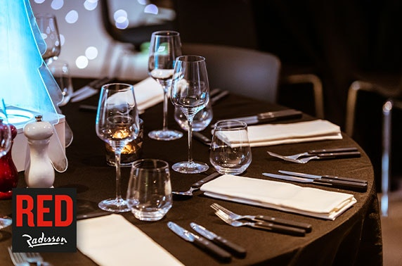 Award-winning Radisson RED private dining