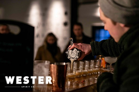 Wester Spirit Co home delivery and tour ticket