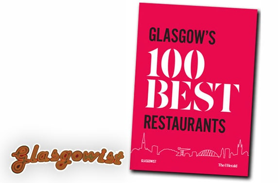 Glasgow's 100 Best Restaurants, from Glasgowist