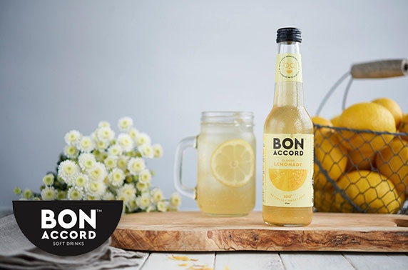 Multi-award-winning Bon Accord Soft Drinks - inc mainland UK P&P