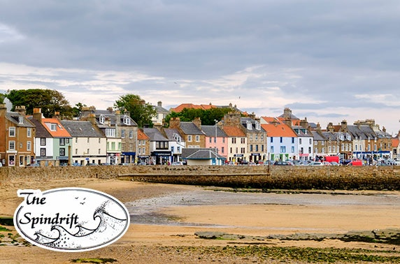 4* winter coastal break at The Spindrift, Anstruther