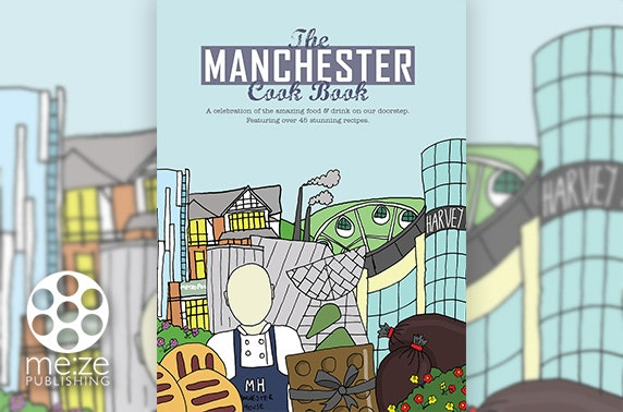 The Manchester Cook Book - inc. P&P