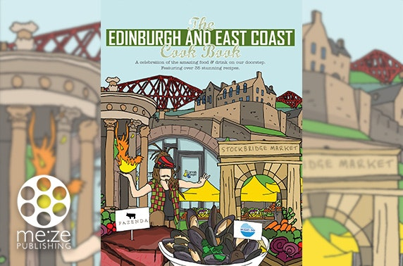 The Edinburgh & East Coast Cook Book - inc. P&P