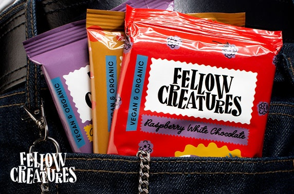 Fellow Creatures vegan chocolate club