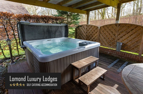 5* Luxury self-catering stay, Loch Lomond winter offer