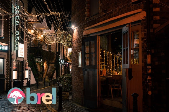 Brel dining & drinks, Ashton Lane