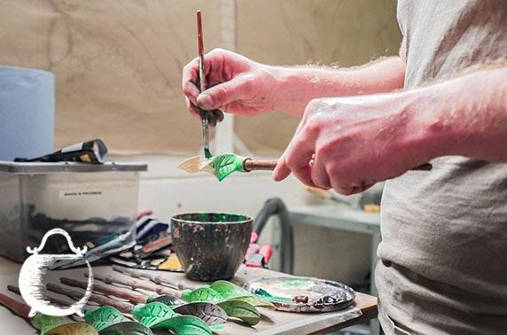 Magic wand making kit or adult potions kit