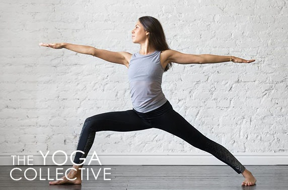 Unlimited online yoga classes - from 75p a month