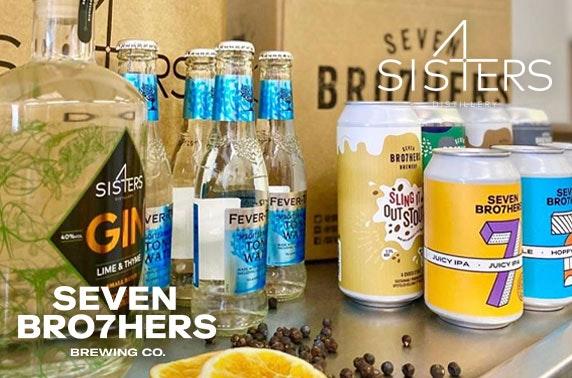 Beer & gin hamper!