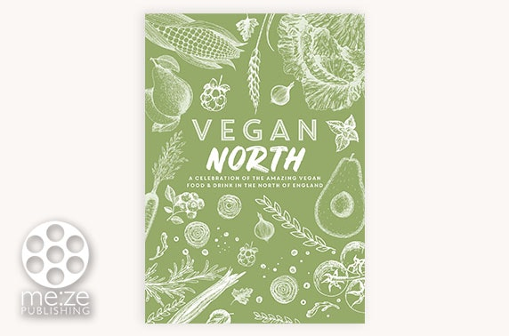 Vegan North Cook Book - £12