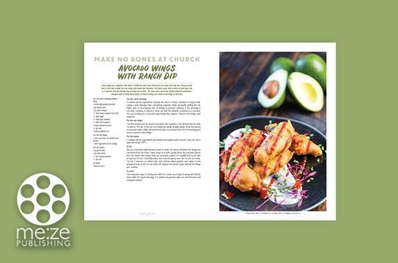 Vegan North Cook Book - £12