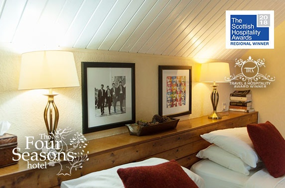 Award-winning family chalet stay