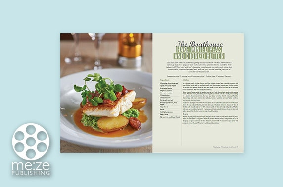 The Lakes & Cumbria Cook Book
