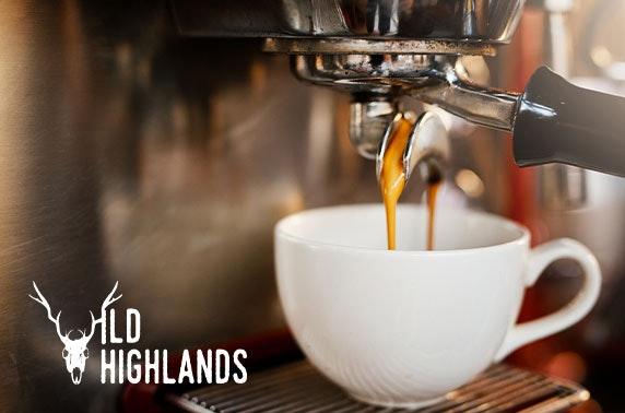Wild Highlands Coffee