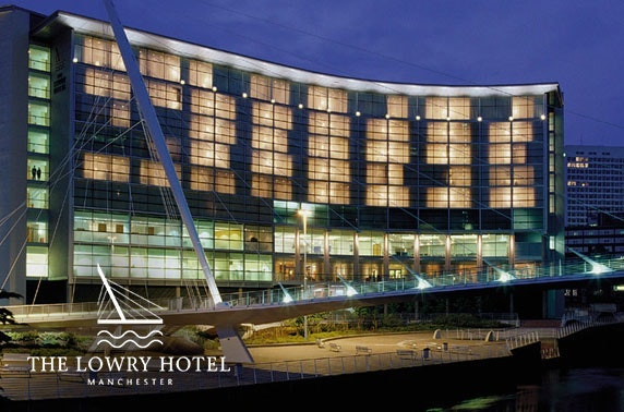 5* Lowry Hotel, Manchester