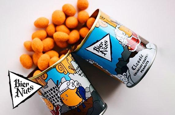 BrewDog & Bier Nuts; home pub experience