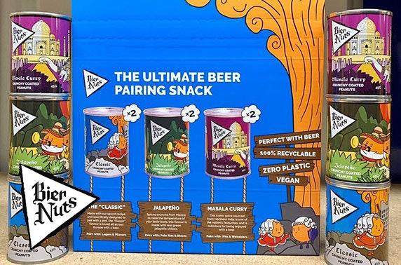 Bring the pub home with BrewDog & Bier Nuts!