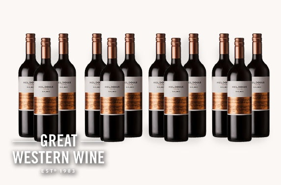 Great Western Wine - delivered from under £5 per bottle!