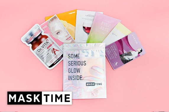 Korean sheet masks - from under £1.50 per mask!