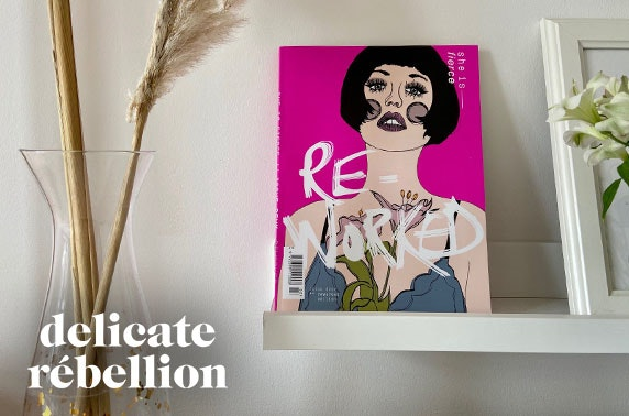 She Is Fierce magazine - The Re-worked issue