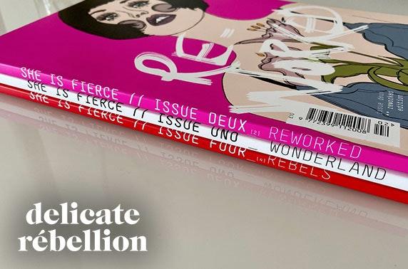 She is Fierce magazine bundle
