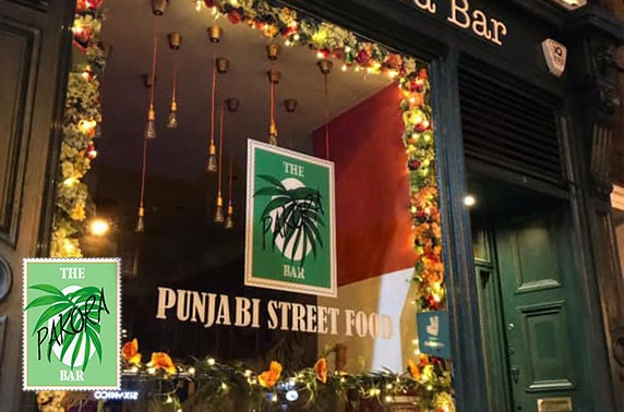 The Pakora Bar takeaway - from £5
