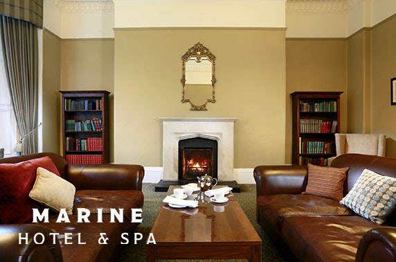 Marine Hotel & Spa stay, North Berwick