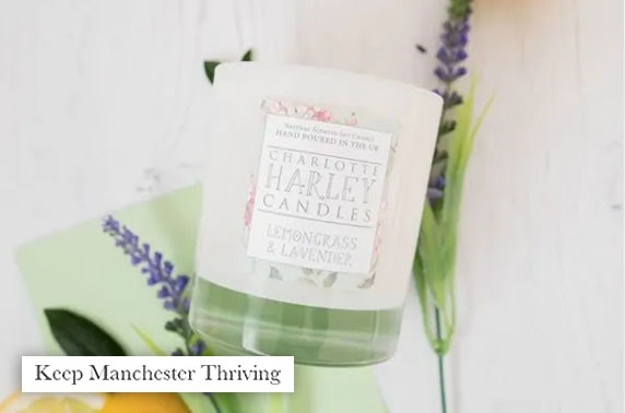 Keep Manchester Thriving gift box
