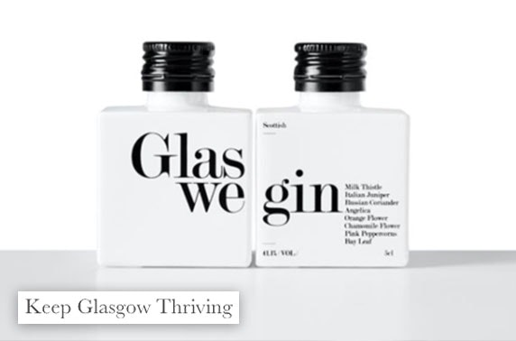 Keep Glasgow Thriving gift box