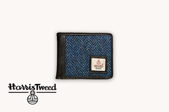 Harris Tweed bundle in blue