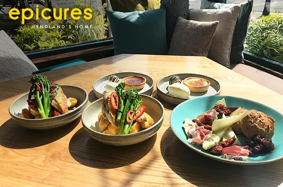 epicures takeaway feast!