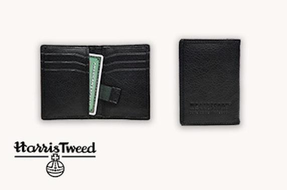 Harris Tweed Card Holder