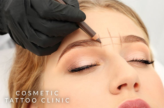 Microblading at Cosmetic Tattoo Clinic