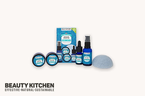 Beauty Kitchen bundles from £15