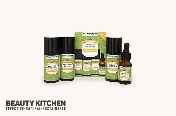 Beauty Kitchen bundles from £15