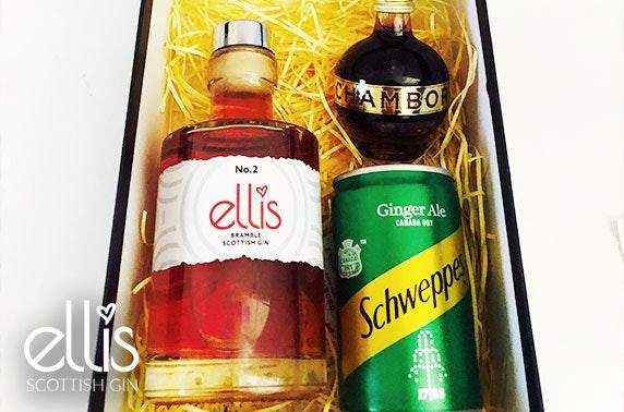 Ellis No.2 Scottish Bramble gin cocktail box