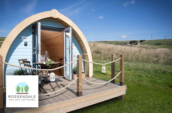 Luxury hot tub self-catering breaks