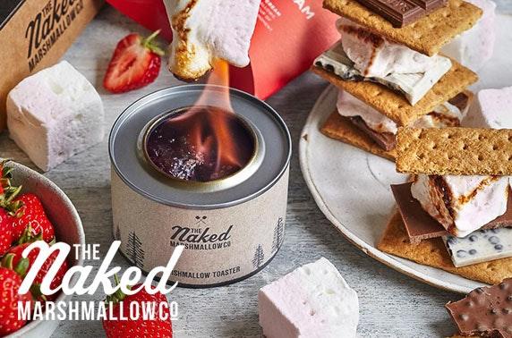 Treats from The Naked Marshmallow Co