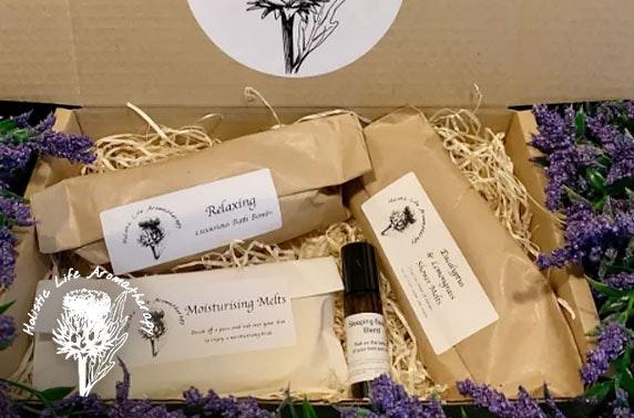 Holistic Life Aromatherapy luxury gift boxes