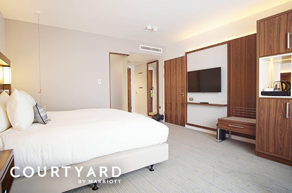 Courtyard by Marriott Glasgow Airport - £75
