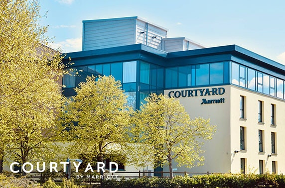 Courtyard by Marriott Glasgow Airport - £75
