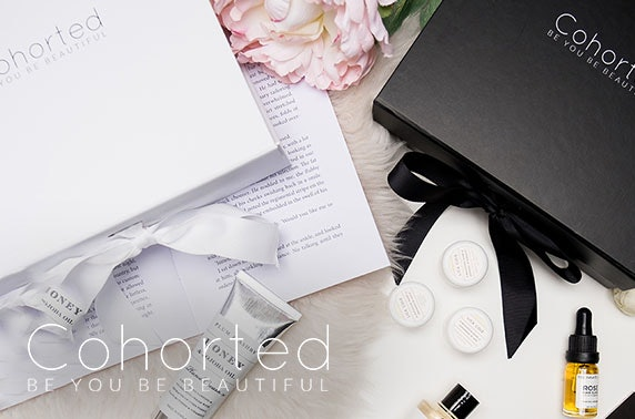 Mystery beauty box loved by Vogue & Elle - £21