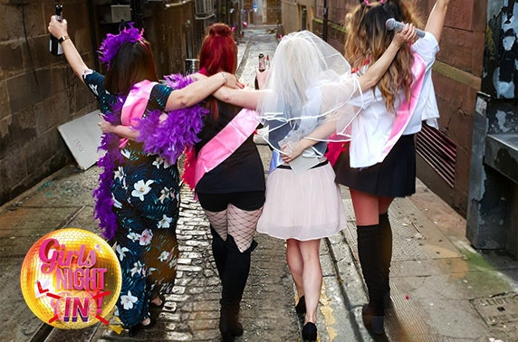Girls Night In Zoom show - only £8