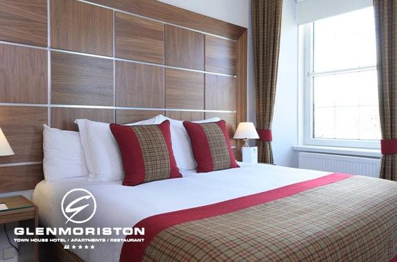 4* Glenmoriston Townhouse Hotel, Inverness - from £89