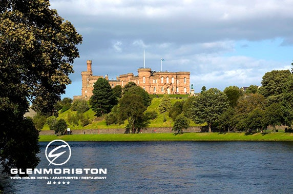 4* Inverness getaway - from £89