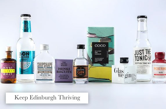 Gin miniatures selection box