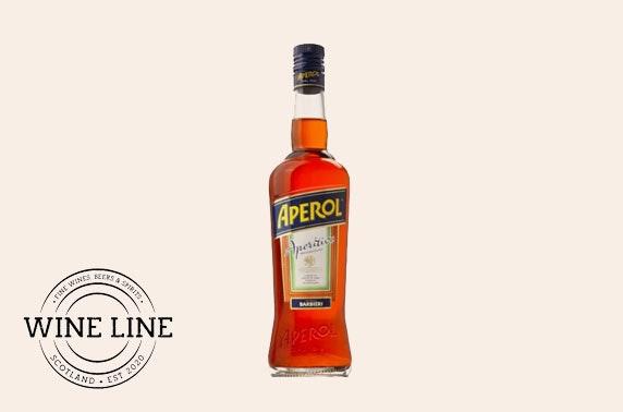 Aperol Spritz kit, delivered