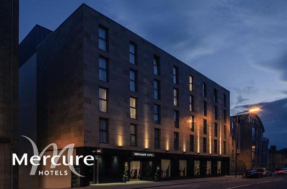 Mercure Edinburgh Haymarket stay